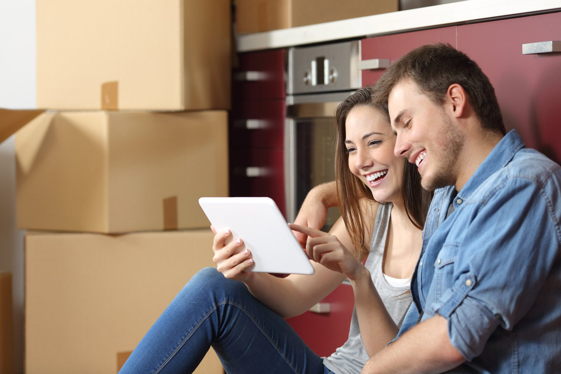 Choosing the right apartment
